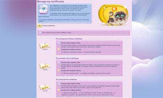 Shinycatz - Testez vos connaissances